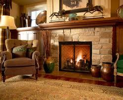 a fireplace1