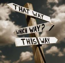 a indecision