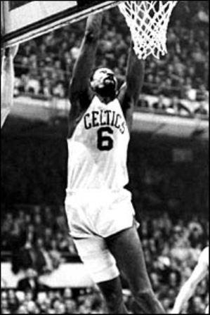 Bill Russell won 11 NBA Championship Rings
