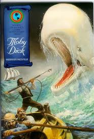 MOBY DICK, THE WHITE WHALE