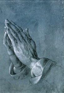 b hands Albrecht_Dürer_Betende_Hände