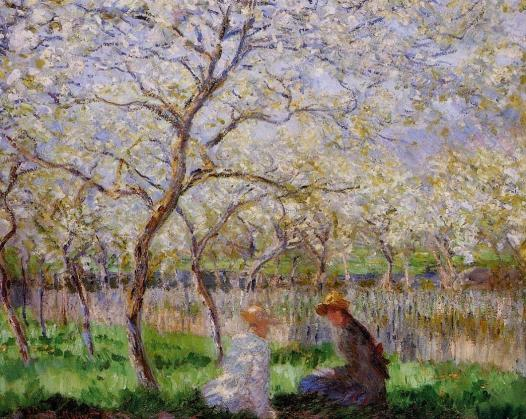 Claude Monet's Painting