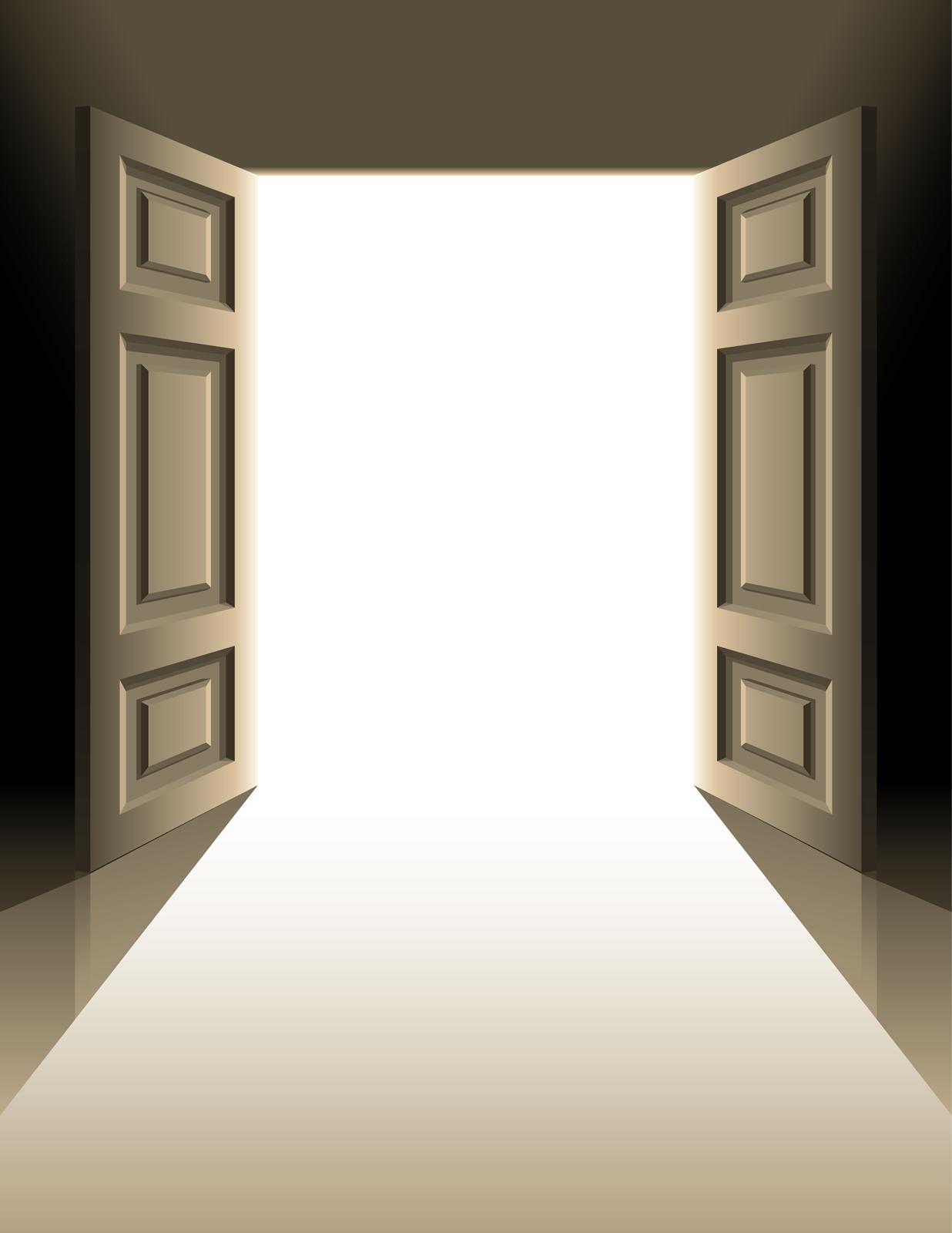 Opening Up The Doors: Opening Up Your Open Door