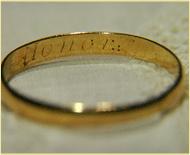 Sam Houston's Honor Ring