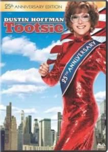 Dustin Hoffman as Toosie