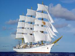 a sail