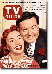 Audrey Meadows and Jackie Gleason