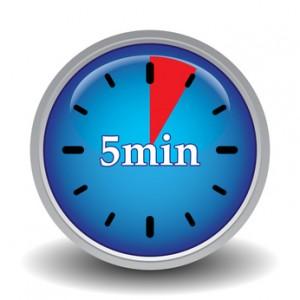 Five-Minutes